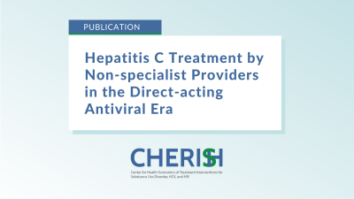 Hepatitis C Treatment by Non-specialist Providers in the Direct-acting Antiviral Era